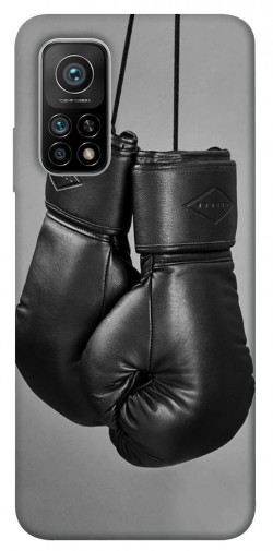 Чехол itsPrint Черные боксерские перчатки для Xiaomi Mi 10T Pro