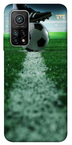 Чехол itsPrint Футболист для Xiaomi Mi 10T Pro