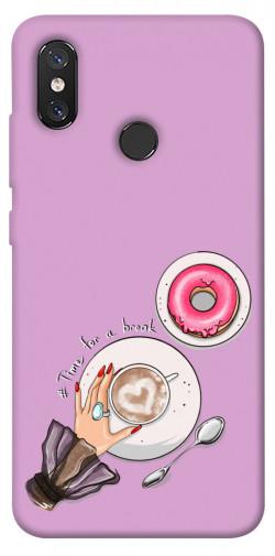 Чехол itsPrint Time for a break для Xiaomi Mi 8