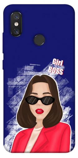 Чехол itsPrint Girl boss для Xiaomi Mi 8