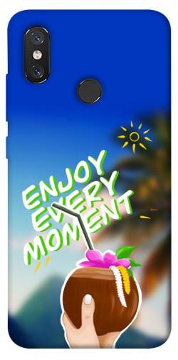 Чехол itsPrint Enjoy moment для Xiaomi Mi 8