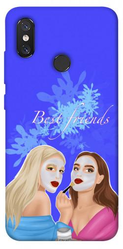 Чехол itsPrint Best friends для Xiaomi Mi 8