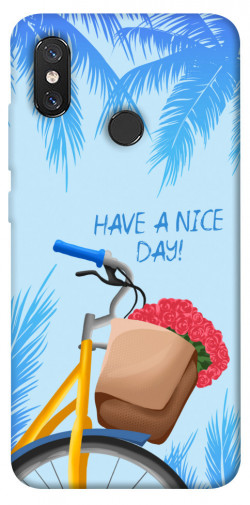 Чехол itsPrint Have a nice day для Xiaomi Mi 8