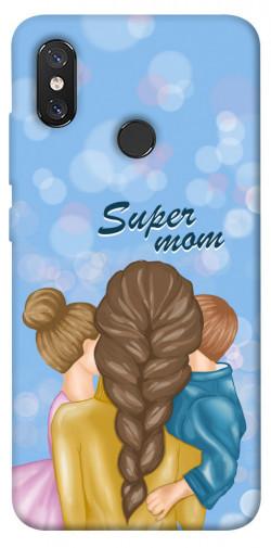 Чехол itsPrint Super mommy для Xiaomi Mi 8