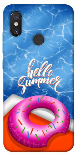 Чехол itsPrint Hello summer для Xiaomi Mi 8