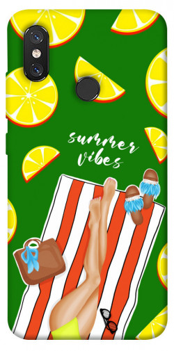 Чехол itsPrint Summer girl для Xiaomi Mi 8