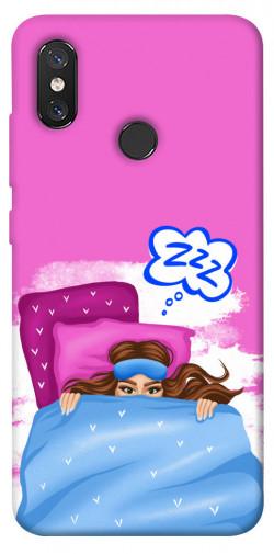 Чехол itsPrint Sleepу girl для Xiaomi Mi 8