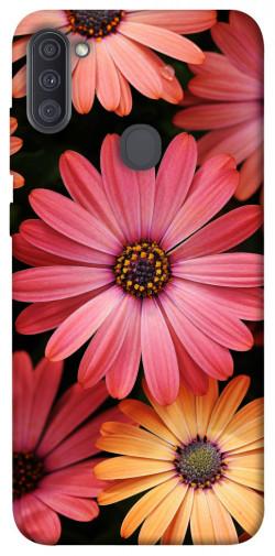 Чехол itsPrint Осенние цветы для Samsung Galaxy A11