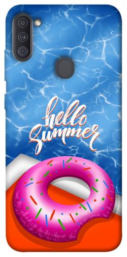 Чехол itsPrint Hello summer для Samsung Galaxy A11