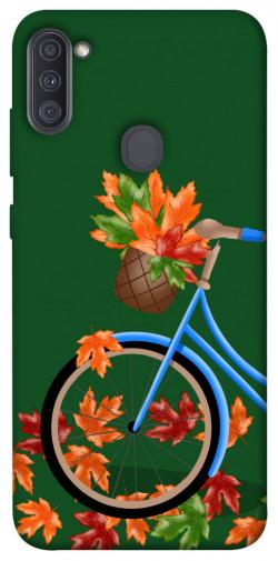 Чехол itsPrint Осенняя прогулка для Samsung Galaxy A11