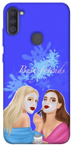 Чехол itsPrint Best friends для Samsung Galaxy A11