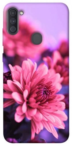 Чехол itsPrint Нежная хризантема для Samsung Galaxy A11
