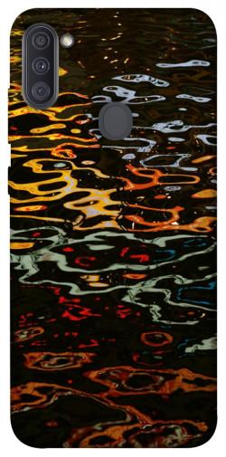 Чехол itsPrint Красочные блики для Samsung Galaxy A11