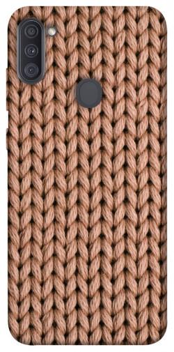 Чехол itsPrint Knitted texture для Samsung Galaxy A11
