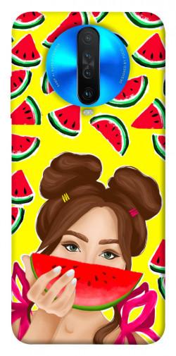 Чехол itsPrint Watermelon girl для Xiaomi Redmi K30