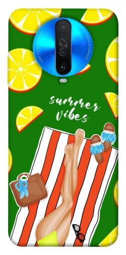Чехол itsPrint Summer girl для Xiaomi Redmi K30