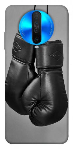 Чехол itsPrint Черные боксерские перчатки для Xiaomi Redmi K30