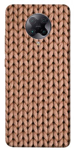 Чехол itsPrint Knitted texture для Xiaomi Redmi K30 Pro / Poco F2 Pro