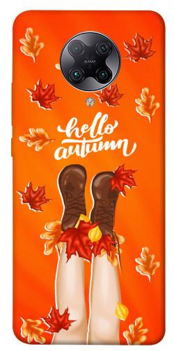 Чехол itsPrint Hello autumn для Xiaomi Redmi K30 Pro / Poco F2 Pro