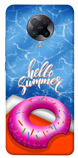 Чехол itsPrint Hello summer для Xiaomi Redmi K30 Pro / Poco F2 Pro