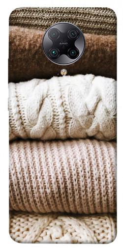 Чехол itsPrint Knitted aesthetics для Xiaomi Redmi K30 Pro / Poco F2 Pro
