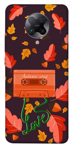 Чехол itsPrint Autumn sound для Xiaomi Redmi K30 Pro / Poco F2 Pro