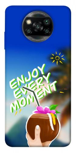Чехол itsPrint Enjoy moment для Xiaomi Poco X3 NFC