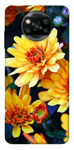 Чехол itsPrint Yellow petals для Xiaomi Poco X3 NFC