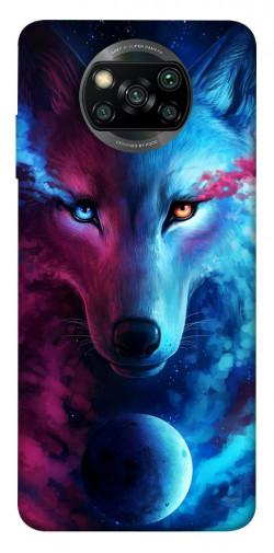 Чехол itsPrint Небесная волчица для Xiaomi Poco X3 NFC