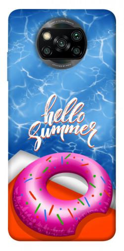 Чехол itsPrint Hello summer для Xiaomi Poco X3 NFC