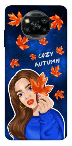 Чехол itsPrint Cozy autumn для Xiaomi Poco X3 NFC