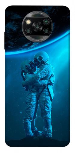 Чехол itsPrint Космическая любовь для Xiaomi Poco X3 NFC