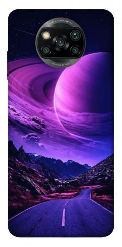 Чехол itsPrint Дорога в небо для Xiaomi Poco X3 NFC