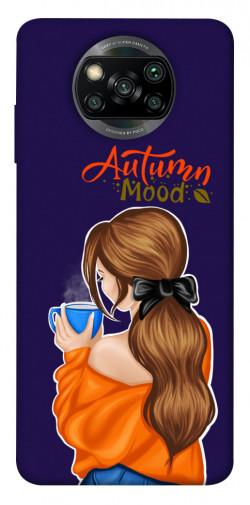 Чехол itsPrint Autumn mood для Xiaomi Poco X3 NFC