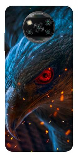 Чехол itsPrint Огненный орел для Xiaomi Poco X3 NFC