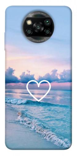 Чехол itsPrint Summer heart для Xiaomi Poco X3 NFC