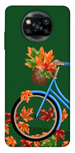 Чехол itsPrint Осенняя прогулка для Xiaomi Poco X3 NFC
