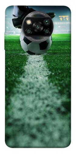 Чехол itsPrint Футболист для Xiaomi Poco X3 NFC