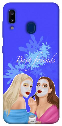 Чехол itsPrint Best friends для Samsung Galaxy A20 / A30