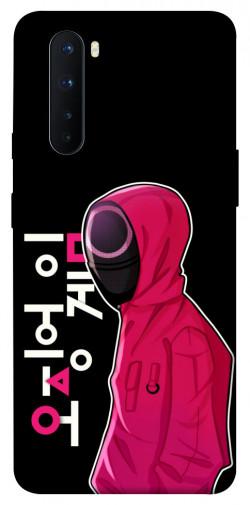 Чехол itsPrint Squid Game picture 7 для OnePlus Nord