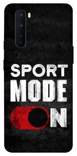 Чехол itsPrint Sport mode on для OnePlus Nord