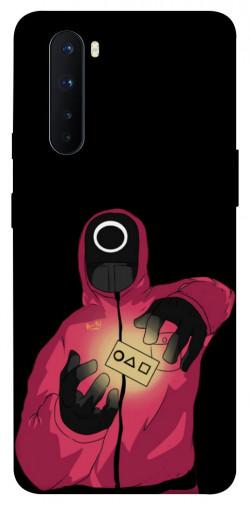 Чехол itsPrint Squid Game picture 9 для OnePlus Nord