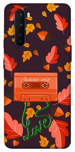 Чехол itsPrint Autumn sound для OnePlus Nord