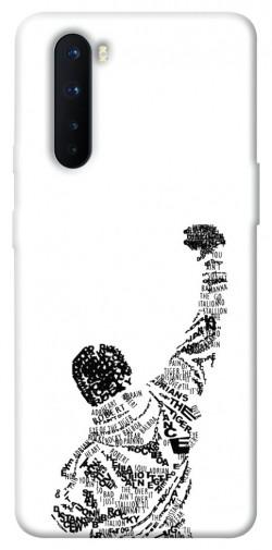 Чехол itsPrint Rocky man для OnePlus Nord