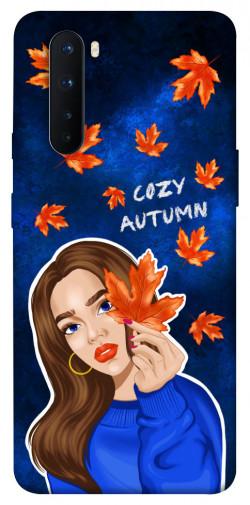 Чехол itsPrint Cozy autumn для OnePlus Nord