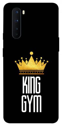 Чехол itsPrint King gym для OnePlus Nord