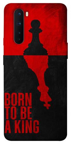 Чехол itsPrint Born to be a king для OnePlus Nord