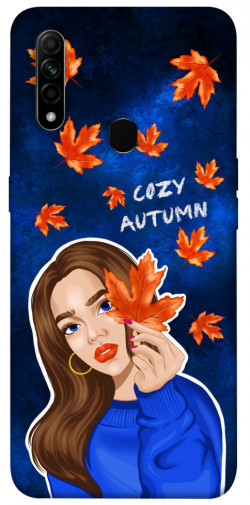 Чехол itsPrint Cozy autumn для Oppo A31