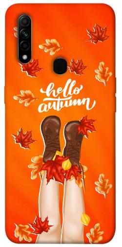 Чехол itsPrint Hello autumn для Oppo A31