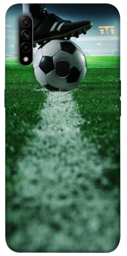 Чехол itsPrint Футболист для Oppo A31